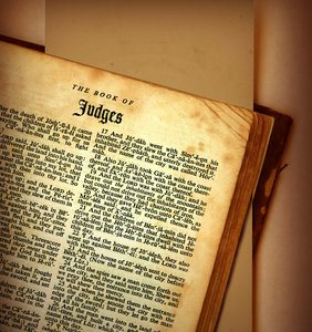 judges bible