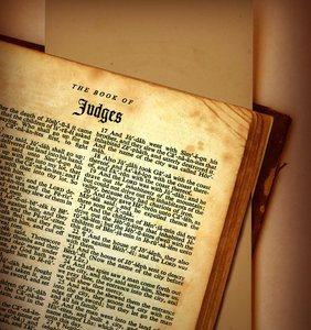 judges bible