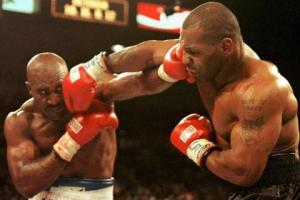 tyson holyfield fight